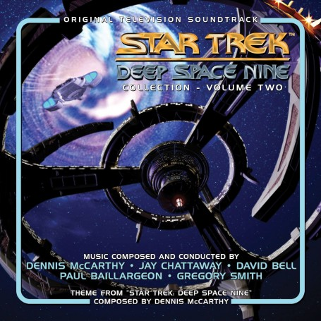 STAR TREK: DEEP SPACE 9 (VOLUME 2)