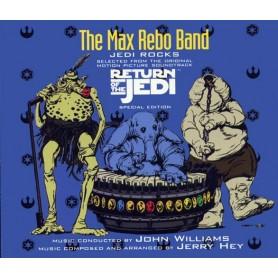 RETURN OF THE JEDI – THE MAX REBO BAND (JEDI ROCKS)
