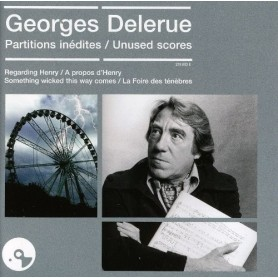 Georges Delerue, Partitions Inédites : Regarding Henry • Something Wicked This Way Comes
