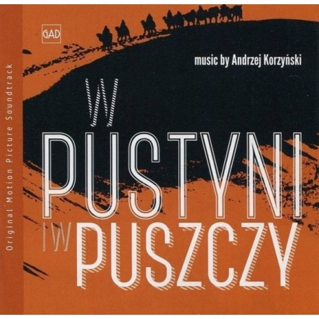 IN DESERT AND WILDERNESS (W PUSTYNI IW PUSZCZY)