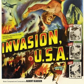 INVASION USA / TORMENTED