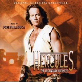 HERCULES: THE LEGENDARY JOURNEYS, VOLUME TWO