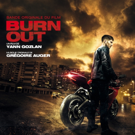 Burn Out Gr 233 Goire Auger Cd