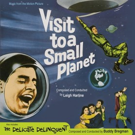VISIT TO A SMALL PLANET / THE DELICATE DELINQUENT