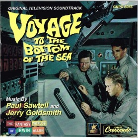 THE FANTASY WORLDS OF IRWIN ALLEN: VOYAGE TO THE BOTTOM OF THE SEA