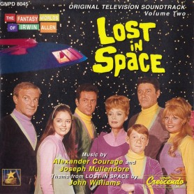 THE FANTASY WORLDS OF IRWIN ALLEN: LOST IN SPACE (VOL. 2)