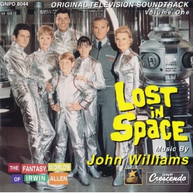 THE FANTASY WORLDS OF IRWIN ALLEN: LOST IN SPACE (VOL.1)