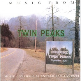 MUSIC FROM TWIN PEAKS (TV)
