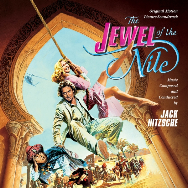 The Jewel Of The Nile Jack Nitzsche Cd