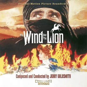 THE WIND AND THE LION (2 CD)