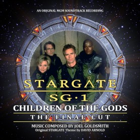 STARGATE SG-1: CHILDREN OF THE GODS  (THE FINAL CUT)