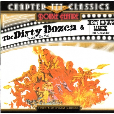 THE DIRTY DOZEN / DIRTY DINGUS MAGEE