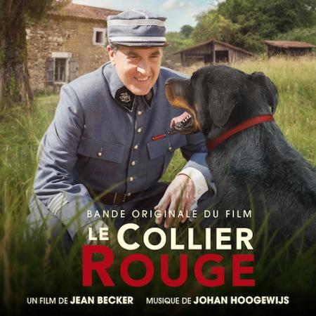 Le collier rouge   Johan HOOGEWIJS   CD