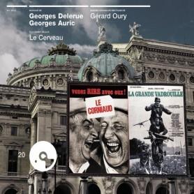 LE CORNIAUD / LE CERVEAU / LA GRANDE VADROUILLE