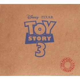 TOY STORY 3 (COMPLETE SCORE)
