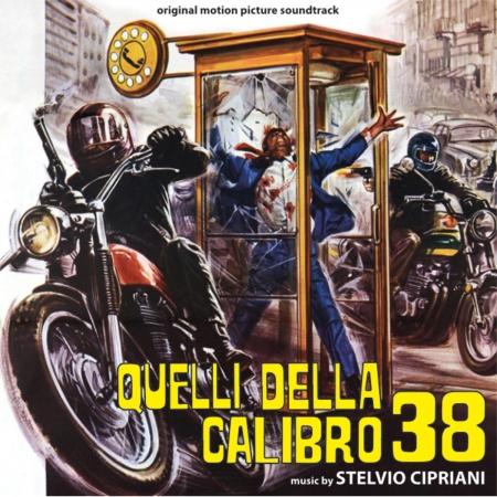QUELLI DELLA CALIBRO 38 - L'ISPETTORE ANTICRIMINE