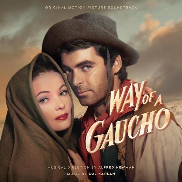 Way of the Gaucho Rory Calhoun movie poster print