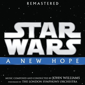 STAR WARS: A NEW HOPE (REMASTERED)