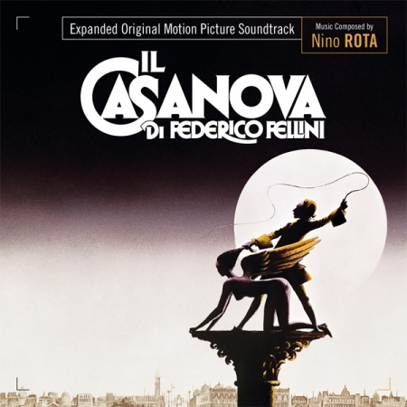 IL CASANOVA DI FEDERICO FELLINI (EXPANDED)