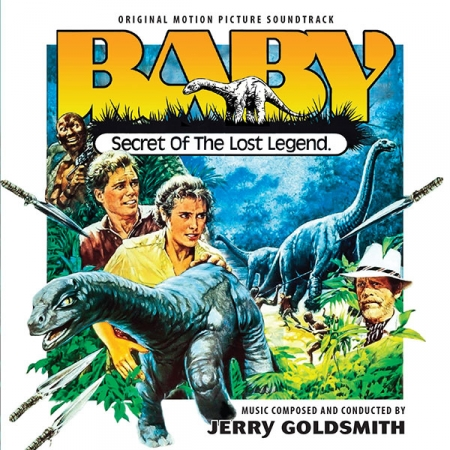 BABY: SECRET OF THE LOST LEGEND (REISSUE)