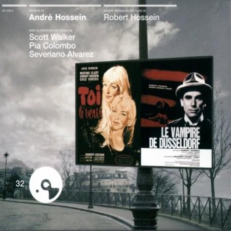 Bandes Originales des films de Robert Hossein