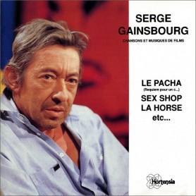 SERGE GAINSBOURG: CHANSONS ET MUSIQUES DE FILMS
