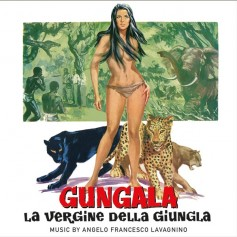 GUNGALA, LA VERGINE DELLA GIUNGLA