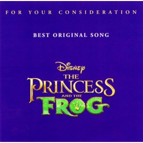 THE PRINCESS AND THE FROG (For Your Consideration)