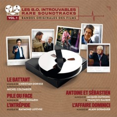 LES B.O. INTROUVABLES (RARE SOUNDTRACKS) - VOLUME 1