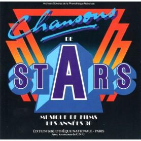 CHANSONS DE STARS (LES ANNÉES 30)