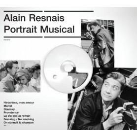 Alain Resnais, Portrait Musical