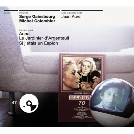 Manon 70 • Si J'étais un Espion • Le Jardinier d'Argenteuil
