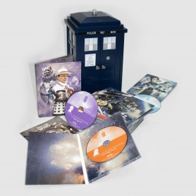 DOCTOR WHO: THE 50TH ANNIVERSARY COLLECTION (TARDIS EDITION)
