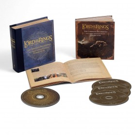 THE LORD OF THE RINGS: THE TWO TOWERS (THE COMPLETE RECORDINGS)