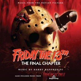 FRIDAY THE 13TH PART 4 & 5