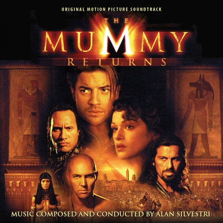 THE MUMMY RETURNS (EXPANDED)