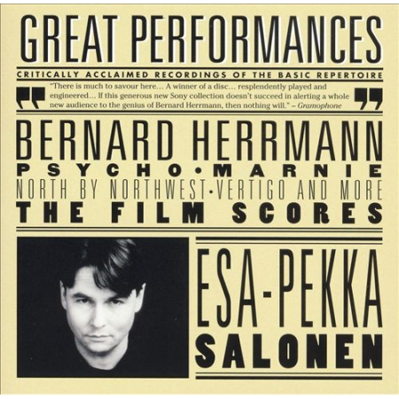 BERNARD HERRMANN: THE FILM SCORES