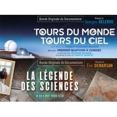 LA LÉGENDE DES SCIENCES / TOURS DU MONDE, TOURS DU CIEL