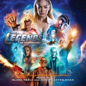 LEGENDS OF TOMORROW (SEASON 3)