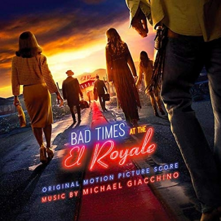 bad times at the el royale michael giacchino cd. Black Bedroom Furniture Sets. Home Design Ideas