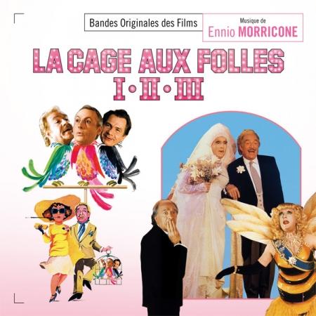 LA CAGE AUX FOLLES I, II & III