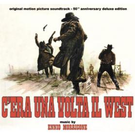 C'ERA UNA VOLTA IL WEST (50TH ANNIVERSARY DELUXE EDITION) (LIMITED TO ONE COPY PER CUSTOMER)
