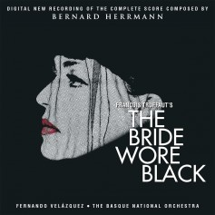 THE BRIDE WORE BLACK (COMPLETE NEW RECORDING)