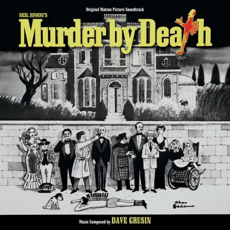 MURDER BY DEATH / THE PURSUIT OF HAPPINESS
