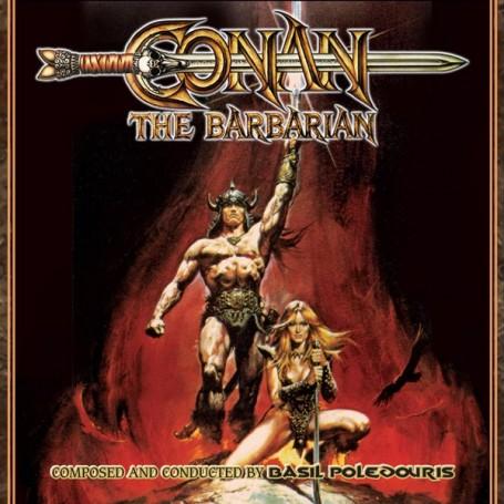 CONAN THE BARBARIAN (3CD)