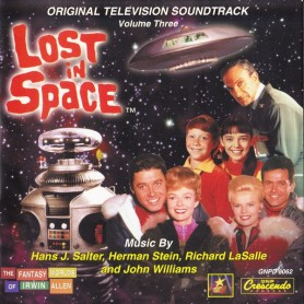 THE FANTASY WORLDS OF IRWIN ALLEN: LOST IN SPACE (VOL. 7)