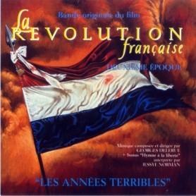 LA RÉVOLUTION FRANÇAISE (LES ANNÉES TERRIBLES)