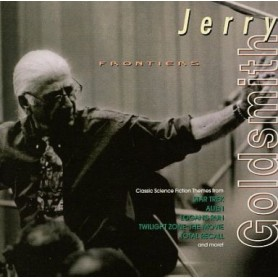 JERRY GOLDSMITH : FRONTIERS