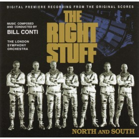 THE RIGHT STUFF / NORTH & SOUTH