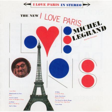 THE NEW I LOVE PARIS